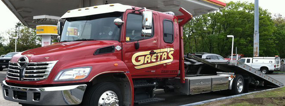 Gaeta Gas Stations and Towing Services of Peabody